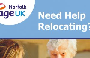 AgeUK Norfolk relocation support