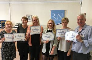 Attleborough Office becomes Dementia friendly