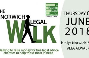 The Norwich Legal Walk