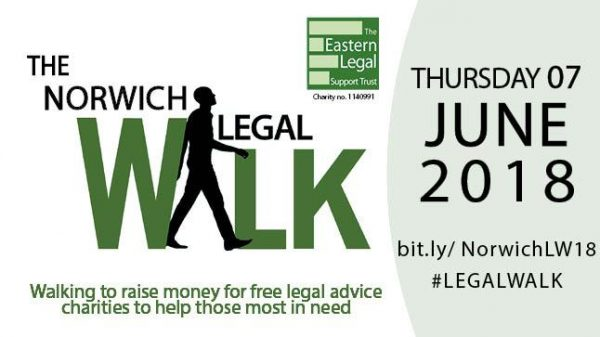 The Norwich Legal Walk