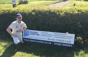 Proud Supporters of Brooke Cricket Club