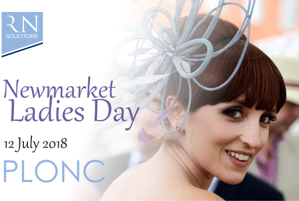 PLONC Newmarket Ladies Day