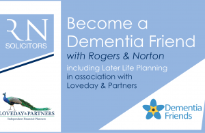 Dementia Information Session