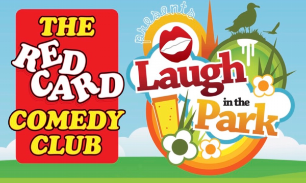 Red Card Comedy Club Laugh in the Park